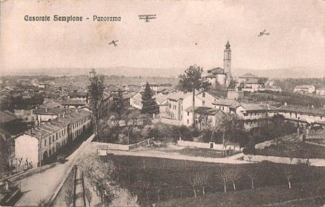 Casorate panorama